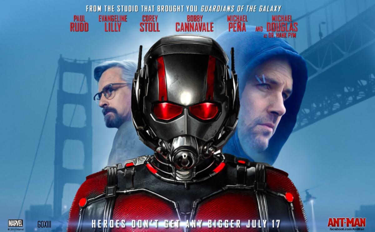 Ant-Man: El Hombre Hor...