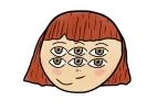 6 ojos
