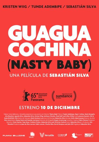 Afiche - GUAGUA COCHINA DIGITAL